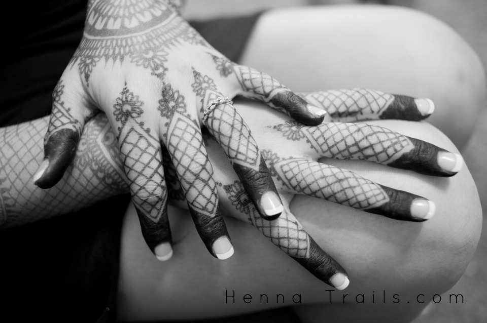 Mehndi Henna Trails