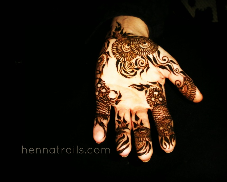 purely natural henna with Kristy McCurry of Henna Trails Chico, California