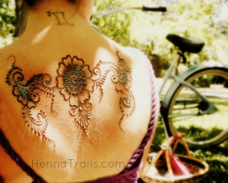 classic music festival henna design, see you on the green!