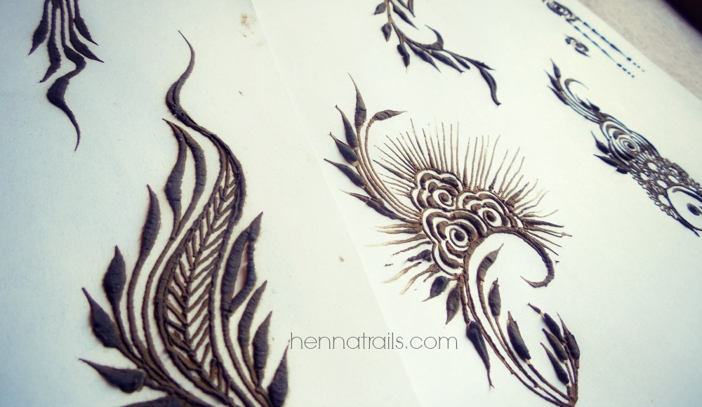 Tending fires and practicing henna | Henna Trails